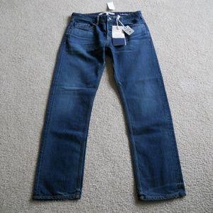 Banana Republic Straight Selvedge Jeans size 31/30